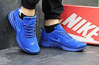 Кроссовки Nike Air Presto ярко синие 4029