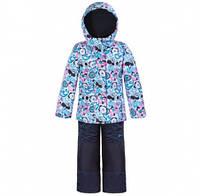 Комплект зимний, куртка и комбинезон Gusti 3163 SWG цвет голубой