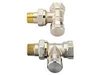 Клапан запорный ручной Danfoss RLV-10 угловой (арт.: 003L0141)