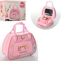 Элегантная, стильная шкатулка сумочка - замечательный подарок для каждой девочки