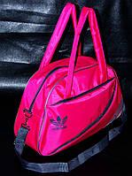 Спортивная сумка для фитнеса Adidas, Адидас розовая