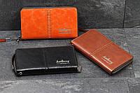 Мужское кожаное портмоне Baellerry Leather 3888