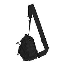 Сумка  City Patrol Carabiner Bag чёрная, фото 2