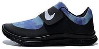 "Мужские кроссовки Nike Air Socfly ""Black/Blue"""