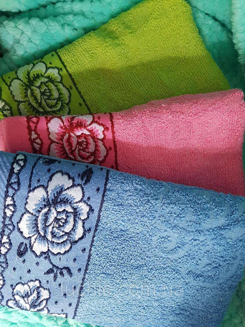 Банное полотенце 6 шт Размер 70х140 100% хлопок полотенце оптом большой опт