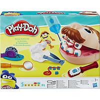 Игровой набор Мистер Зубастик Play Doh, игровой набор стоматолог - дантист