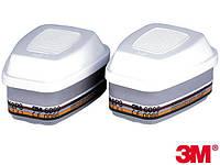 Фильтр-поглотитель 3M-FIPO-ABEK2P3 (упаковка 4шт)
