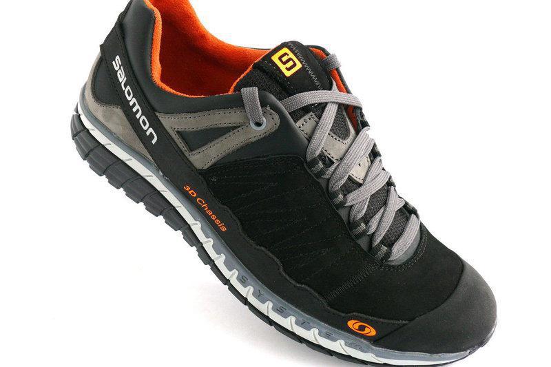 Тренд этого года. Мужские кроссовки Salomon черные 40, 41, 42, 43, 44, 45