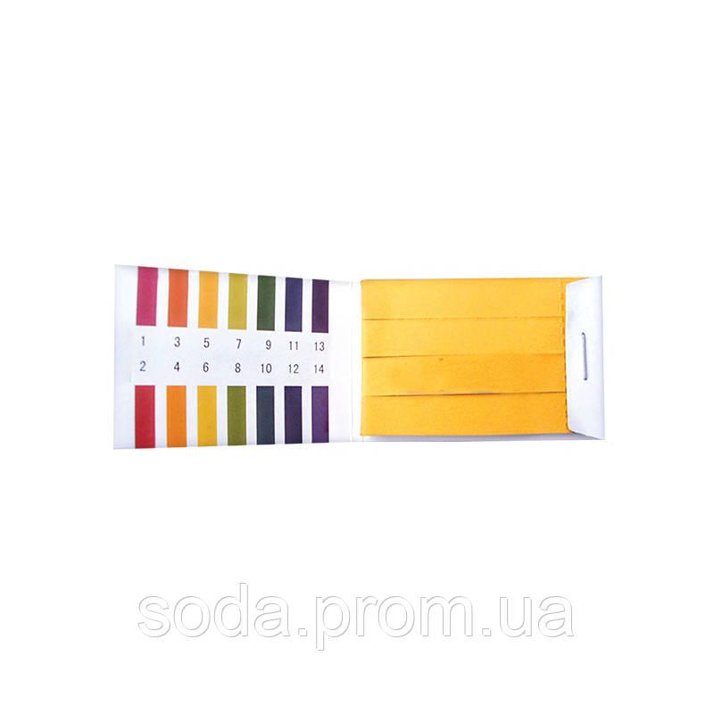 Универсальный индикатор pH