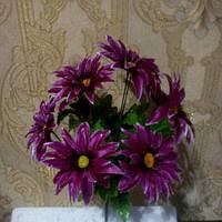 Букет искусственных цветов Крокус