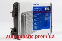 Радиатор печки ВАЗ 2110, ВАЗ 2111, ВАЗ 2170 Приора алюминиевый н/о ДААЗ