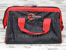 Сумка для инструментов INTERTOOL BX-9001 14 карманов