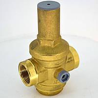 Регулятор (редуктор) давления воды ICMA Ду20 (3/4)