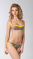 Бандо купальник с принтом Marina 174 Samba 42 Цветной Marina 174 Samba