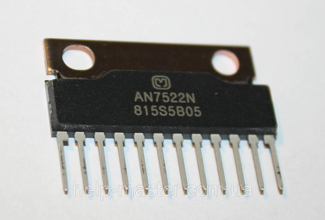Микросхема AN7522N; (SIP-12)