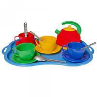 """Набор посуды """"Маринка 6 32×23×10см ТехноК"""" 1301"""