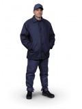 Куртка зимняя(ватная) тк. Гретта т/синяя