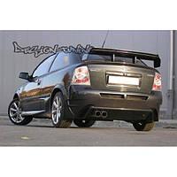 Бампер задний Opel Astra G (02.1998-...)