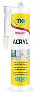 Герметик акриловый Tekadom Acryl,  белый, 300 мл