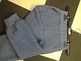 Спортивные штаны с начесом, фото 4