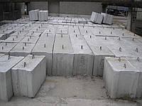 Бетонные блоки ФБС 24-3-3