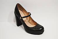 Туфли женские кожаные Pamar