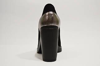 Туфли женские замшевые Guero 1172, фото 2