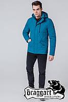 Куртка мужская демисезонная Braggart  Бирюзовый