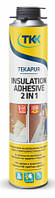 Клей-пена Tekapur Insulation Adhesive 2 в 1, 800 мл