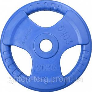 Диск для олимпийской штанги на 20 кг