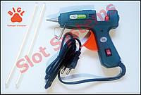 "Клеевой пистолет SD-A601 20W 7"" Glue Gun + 2х стержня"
