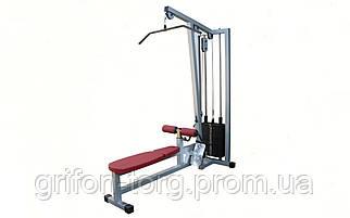 Блок для мышц спины ГБ-03