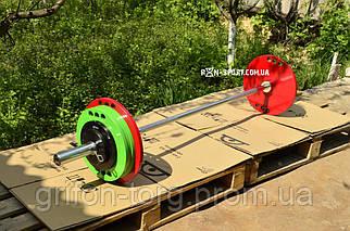 Олимпийская штанга 120 кг с грифом