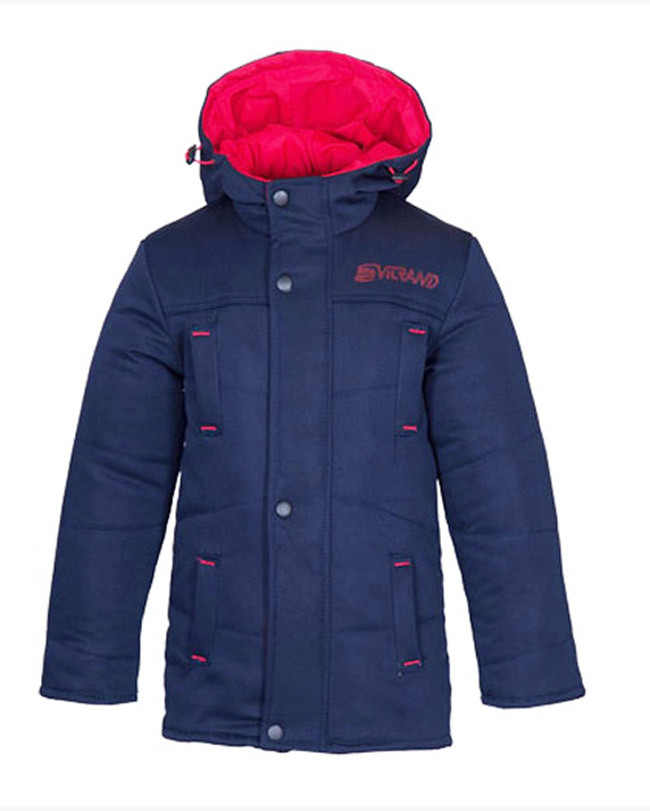 """Детская демисезонная куртка для мальчика, """"Вилли"""""""