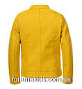 Куртки из кожзама для девочек  GLO-STORY 134/140-170 р.р., фото 2