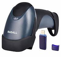 Беспроводной сканер штрих-кода RADALL RD-M2