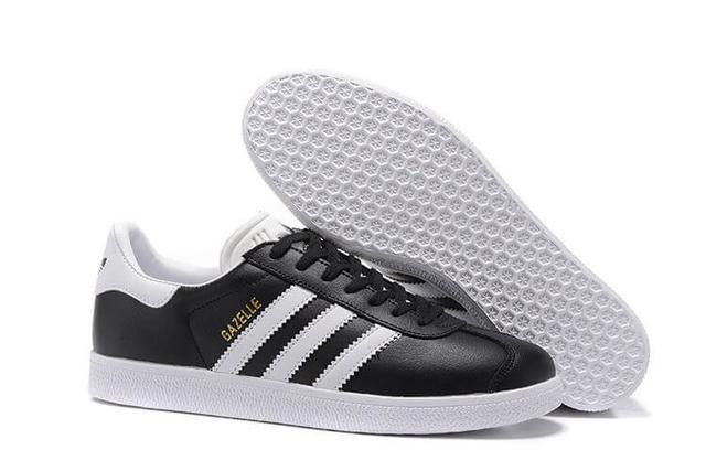 Adidas Gazelle Vintage Leather Black