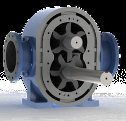 Монтаж / демонтаж шестерёнчатых насосов / моторов