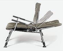Крісло коропове з підставкою для вудки і бічним столиком M-Elektrostatyk F5R ST/P, фото 2