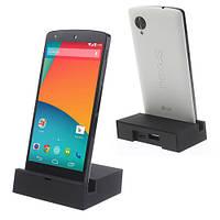 Док-станция для LG Nexus 5 E980 D820 черный