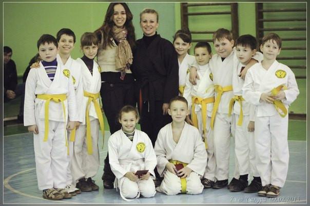 Уроки каратэ для детей в Днепре