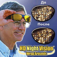 Очки  SUN GLASS очки с антибликовым эффектом для водителей