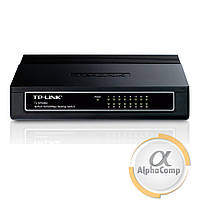 Коммутатор 16 port TP-Link TL-SF1016D (10/100)