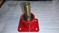 Вал верхний эксгаустера (вентилятора) в сборе на сеялку УПС, СУПН.