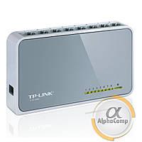 Комутатор 8 port TP-Link TL-SF1008D (10/100)