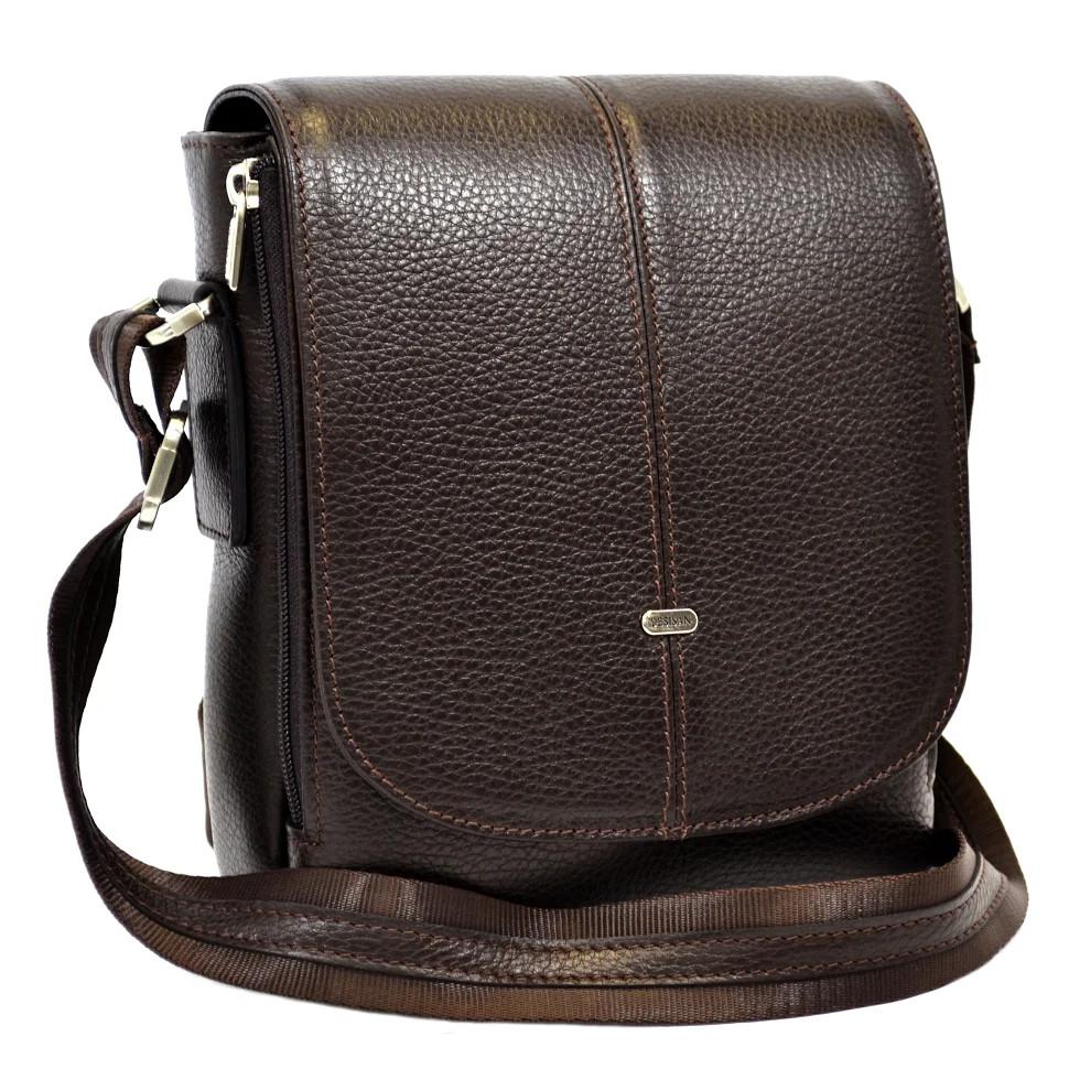 b7d54027e44f Мужская кожаная сумка Desisan от интернет-магазина