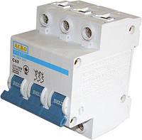 Автоматические выключатели Аско 3п. С 10А