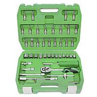 Профессиональный набор инструмента Intertool ET-6046