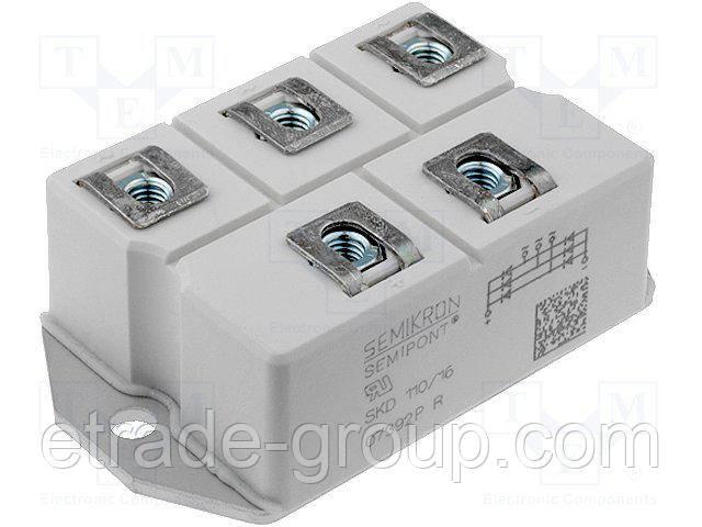 IGBT модуль  SEMIKRON SKM75GB12T4