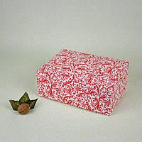 Коробка 240*180*90 для капкейков (6 шт), красная